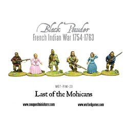 French-Indian War: Last of the Mohicans