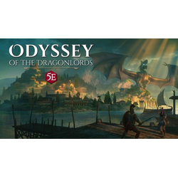 Odyssey of the Dragonlords: Players Guide
