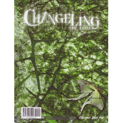 Changeling: The Lost: Character Sheet Pad