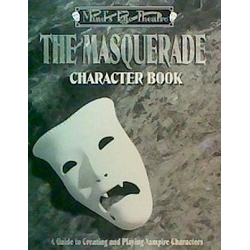 Mind's Eye Theatre: The Masquerade, Character Book
