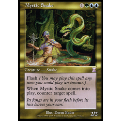 Magic löskort: Timeshifted: Mystic Snake