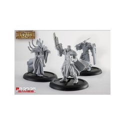 Mutant Chronicles RPG: Brotherhood Model Set