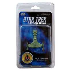 Star Trek: Attack Wing: IKS Drovana