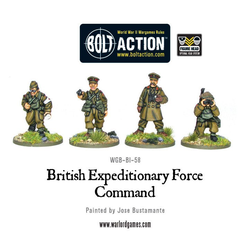 British Expeditionary Force: Command