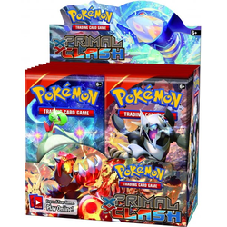 Pokemon TCG: XY5 Primal Clash Display (36 boosters)
