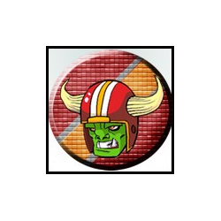 Fantasy Football Orcs - Team Uniform (15) (Greebo)