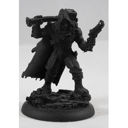 Outcasts: Johan - Renegade Steamfitter (1:st Edition, Metall)