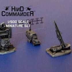Hind Commander: Soviet/Russian Infantry