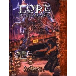 Werewolf: The Forsaken: Lore of the Forsaken