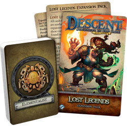 Descent: Journeys in the Dark 2nd Ed: Lost Legends