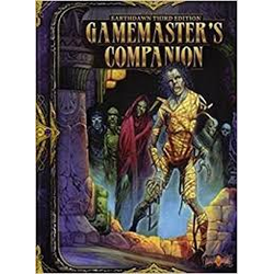 Earthdawn 3rd ed: Gamemaster's Companion