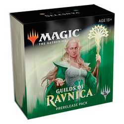 Magic the Gathering: Guilds of Ravnica Prerelease Pack Selesnya
