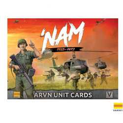 'Nam Unit Cards – ARVN Forces in Vietnam