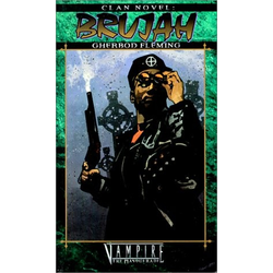 Vampire: The Masquerade: Clan Novel: Brujah (Begagnad) )