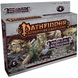 Pathfinder Adventure Card Game: Wrath of the Righteous: Character Add-On Deck