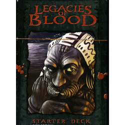 Vampire: The Eternal Struggle - Legacies of Blood Akunanse Starter Deck