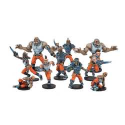 DreadBall: Long Rock Lifers - Convict Team