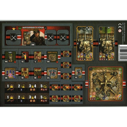 Heroes of Normandie: Wittmann Tigers Punch Board
