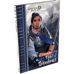 Legend of the Five Rings: Trail of Shadows (novell)
