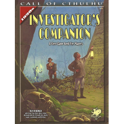 Call of Cthulhu - The 1920s Investigator's Companion