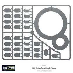 Bolt Action / Gates of Antares: Templates