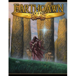 Earthdawn 4th ed: Gamemaster's Screen and Booklet