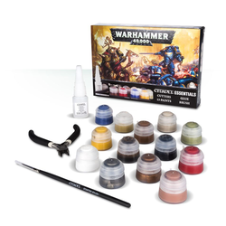 Warhammer 40K Citadel Essentials Paint Set