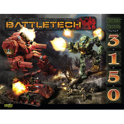 BattleTech: Technical Readout: 3150