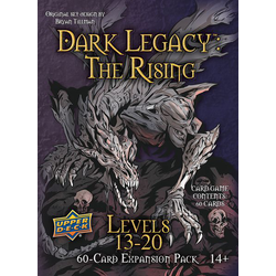 Dark Legacy: The Rising – Levels 13-20