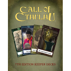 Call of Cthulhu: Keeper Decks