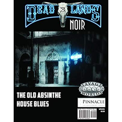 Deadlands: Noir - GM Screen (Savage Worlds)