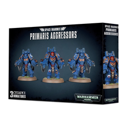Space Marines Primaris Aggressors (standard)