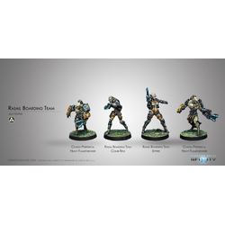 Tohaa - Rasail Boarding Team (Box Set of 4)