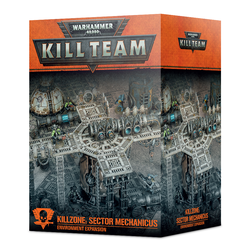 Kill Zone: Sector Mechanicus