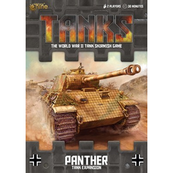 TANKS: German Panther & Jagdpanther