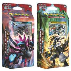 Pokemon TCG: Sun & Moon 4 Crimson Invasion Theme Deck Hydregion