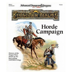 ADD 2nd ed: Forgotten Realms - Horde Campaign (begagnad)