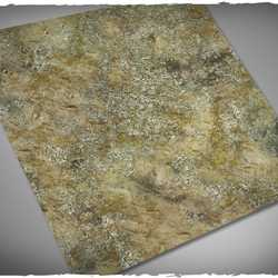 DCS Game Mat Urban Wasteland 4x4 ~ 122x122cm (Mousepad)