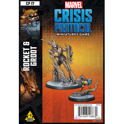 Marvel Crisis Protocol: Rocket & Groot