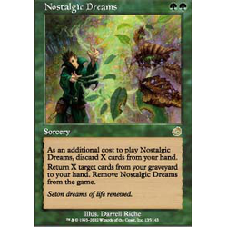 Magic löskort: Torment: Nostalgic Dreams