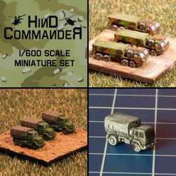 Hind Commander: US Ground pack 2