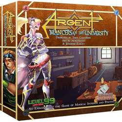 Argent: Mancers of the University (2nd ed)