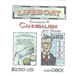 Lifeboat (3rd ed.) Expansion: Cannibalism