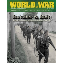 World at War 55: Commandos: Europe