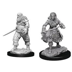 Deep Cuts (unpainted): Pirates (2)