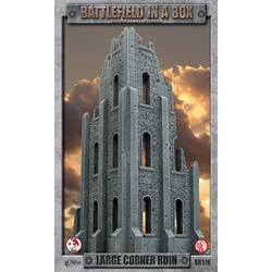 Battlefield in a Box: Large Corner Ruin