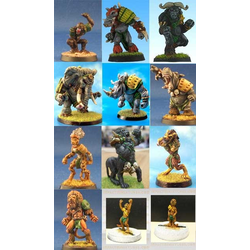 Fantasy Football Sirigint - Team (12) (resin) (Impact)
