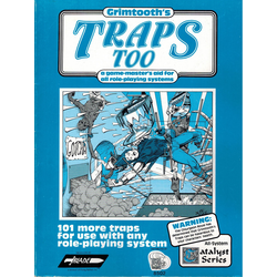 Grimtooth's Traps Too (1982)
