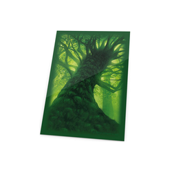 "Card Sleeves Standard ""Lands ed - Forest I"" 66x91mm (80) (Ultimate Guard)"