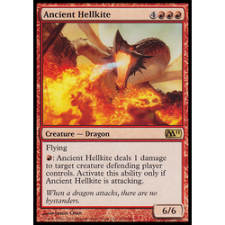 Magic Löskort: Core Set 2011 (M11): Ancient Hellkite